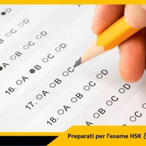 CORSO PREPARAZIONE HSK
