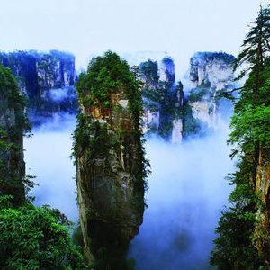 【张家界 Zhāngjiājiè 】Il paradiso che ha ispirato Avatar.