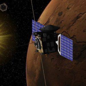 Perché Marte si chiama 火星 (Pianeta di Fuoco) in cinese?